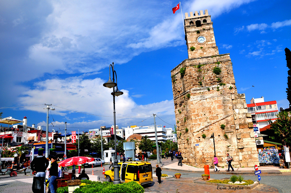 Antalya Clock Tower